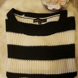 BOGO Love Rocks Knitted Sweater